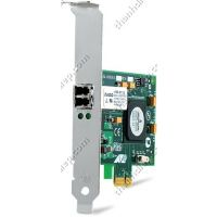 Card mạng quang 1 cổng Allied Telesis AT-2972SX Gigabit PCIe x1 - SFP LC connector