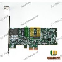 Broadcom BCM5751 1Gbps PCI-Express PCI-E x1 Low Profile Network Server Adapter