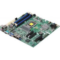 Board mạch chủ Supermicro Serverboard X9SCL-(F)full solid capacitor