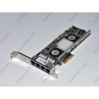 Dell Broadcom 5709C PCI Express x4 Quad Port 4 NIC Card with TOE and iSCSI Offload R519P P736R