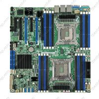 Board mạch chủ Intel® Server Board S2600COE Dual LGA 2011 - 2x SATA3 6Gbps - 512GB RAM max support