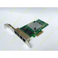 HP NC365T PCI Express x4 Quad Port Gigabit LP Server Adapter 593722-B21 593743-001 593720-001