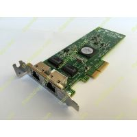 HP NC382T PCI-e Dual port Multifunction Gigabit Server Adapter 458491-001 453055-001 458492-B21 Low Profile Bracket