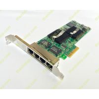 Intel PRO/1000 ET2 Quad Port Gigabit Server Adapter PCI-Express PCIe x4 E1G44ET2BLK