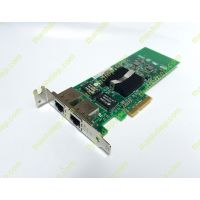 INTEL PRO/1000 ET DUAL PORT SERVER ADAPTER PCI EXPRESS X4 E1G42ET - Short Bracket