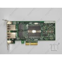 Intel PRO/1000PT EXPI9402PTBLK Low Profile Dual Port PCI-Express PCI-e x4 Server Adapter