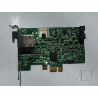 HP Broadcom 5761 NetXtreme PCI Express x1 Gigabit Ethernet Plus NIC Low Profile 488293-001 482914-001