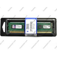 KINGSTON 8GB PC3-10600E DDR3-1333 ECC UNBUFFERED UDIMM MEMORY MODULE KVR1333D3E9S/8G