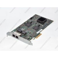 HP NC380T PCI-E Dual Port Multifunction Gigabit Server Adapter PCI Express PCI-e x4 - 374443-001 394795-B21