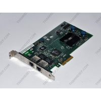 Intel PRO/1000P Dual Port PCI-e PCI Express x4 Server Adapter - OEM DELL XF111 0XF111