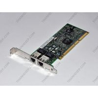Intel PRO/1000 MT Dual Port Gigabit Low Profile Server Adapter PCI-X - HP NC7170 - PWLA8492MT