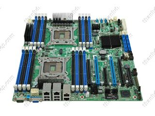 Board mạch chủ Intel® Server Board S2600CO4 Dual LGA 2011 - 2x SATA3 6Gbps - 512GB RAM max support