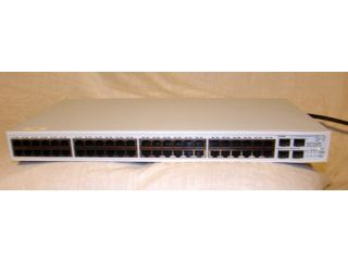 Switch 48 cổng Gigabit HP 3COM - BASELINE SWITCH 2848-SFP PLUS SWITCH - 48 PORTS - MANAGED (3C16486) JE737A