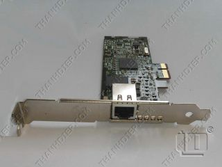 Broadcom BCM5721 1Gbps PCI-Express PCI-E x1 Network Server Adapter - HF692 R8278 R6015