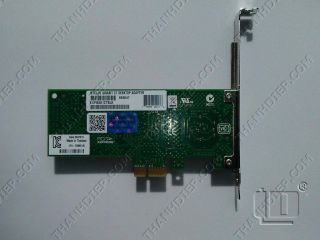 Intel EXPI9301CTBLK 1GBPS 1000Mbps PCI-Express PCI-e x1 Network Adapter 1xRJ45