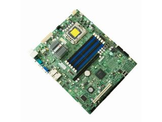 Board mạch chủ Supermicro® Server Board X8STi-F - LGA1366