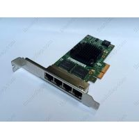 Intel I350-T4 Gigabit Ethernet Quad Port Server Adapters PCIe x4