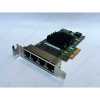 Intel I350-T4 Gigabit Ethernet Quad Port Low Profile Server Adapters PCIe x4